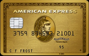 American Express - Gold Card