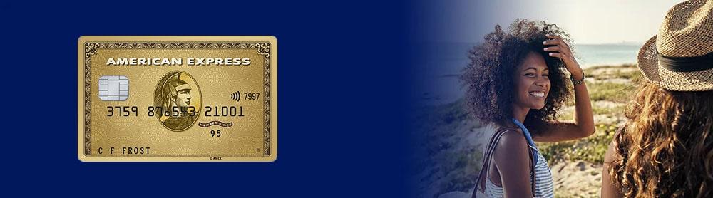 American Express Gold Card bild