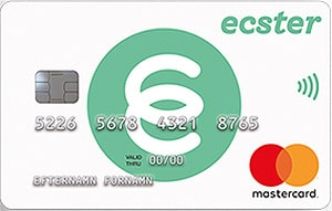 Ecster Mastercard