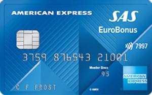 SAS Eurobonus classic card