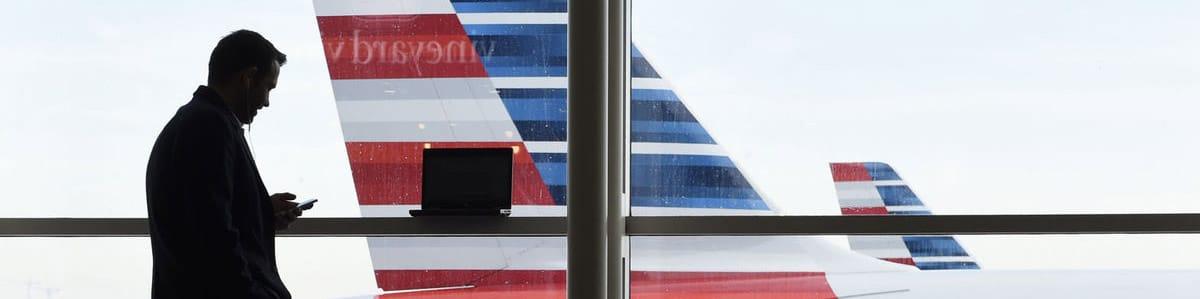 Citibank og American Airlines kreditkort