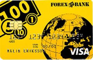 forex betalkort och kreditkort