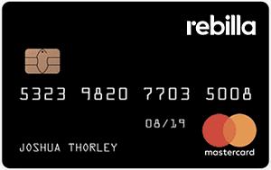rebilla kreditkort
