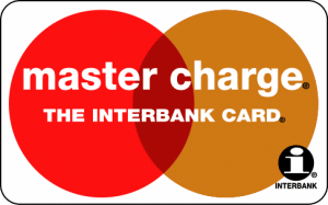 Master Charge The Interbank Card 1969