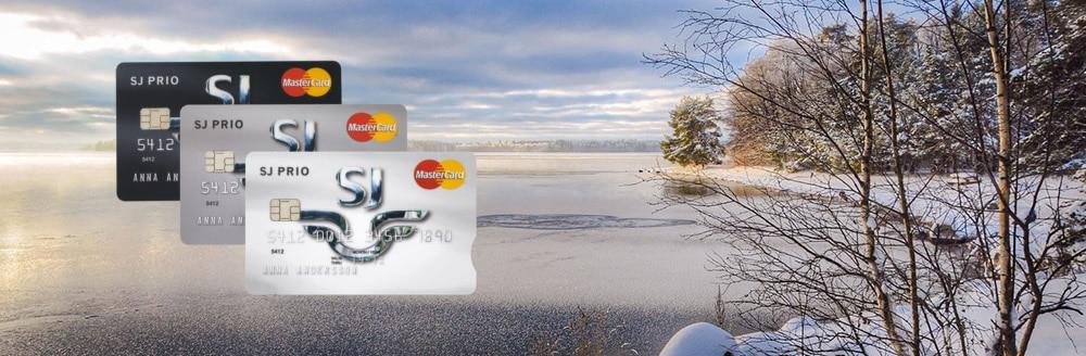 SJ prio mastercard bild